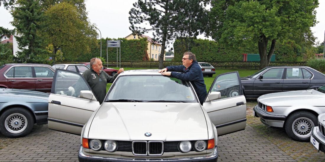 BMW 730i, E 32