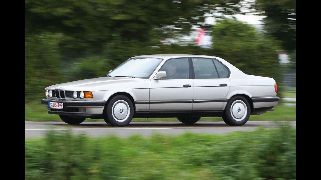 BMW 730i E32 Seite