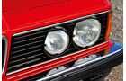 BMW 732i, Frontscheinwerfer
