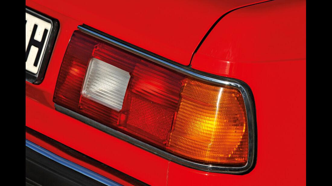 BMW 732i, Heckleuchte