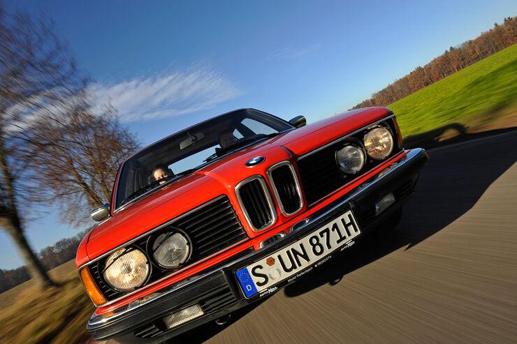 BMW 732i, Kühlergrill