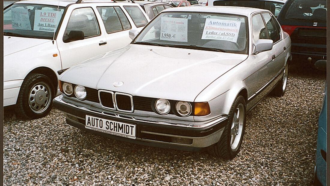BMW 735i (E 32)