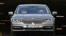 BMW 740Le iPerformance, Frontansicht