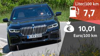 BMW 740d xDrive M Sport