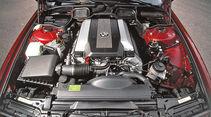 BMW 740i (E38), Motor