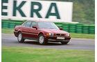 BMW 740i (E38), Seitenansicht