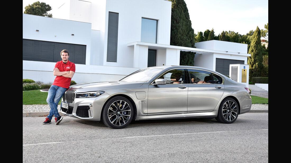 BMW 745 Le Plug-in-Hybrid