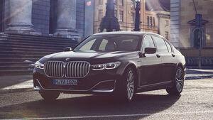 BMW 745e 7er Plugin-Hybrid
