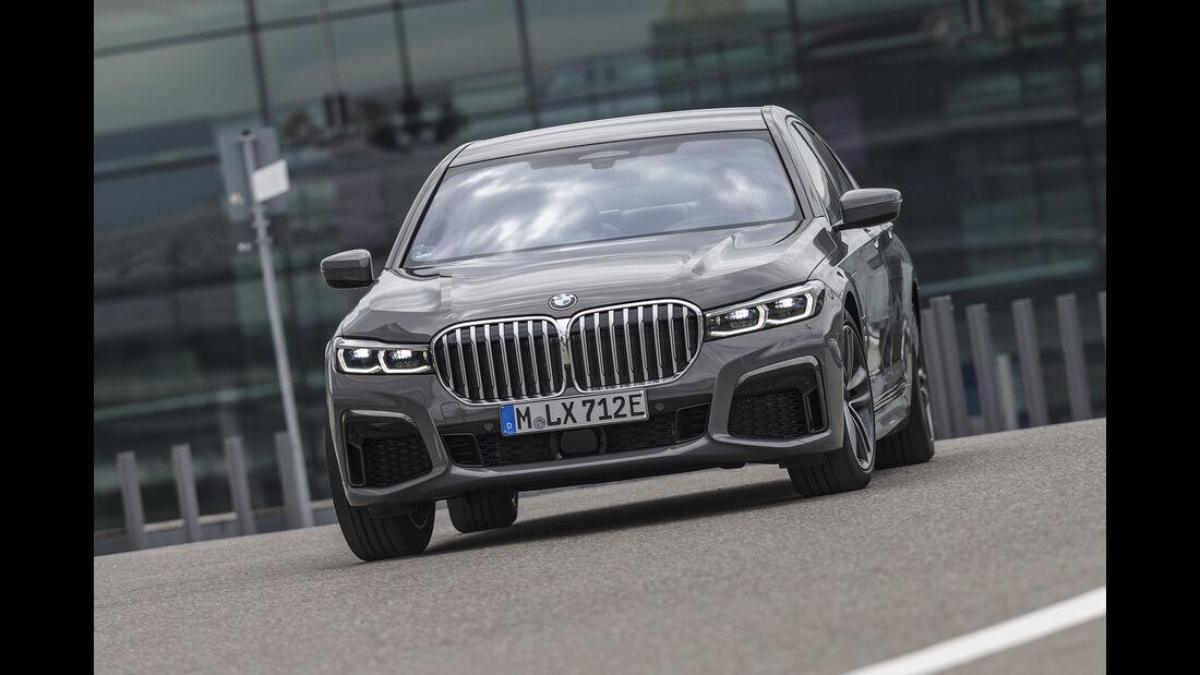 BMW 745e, Exterieur