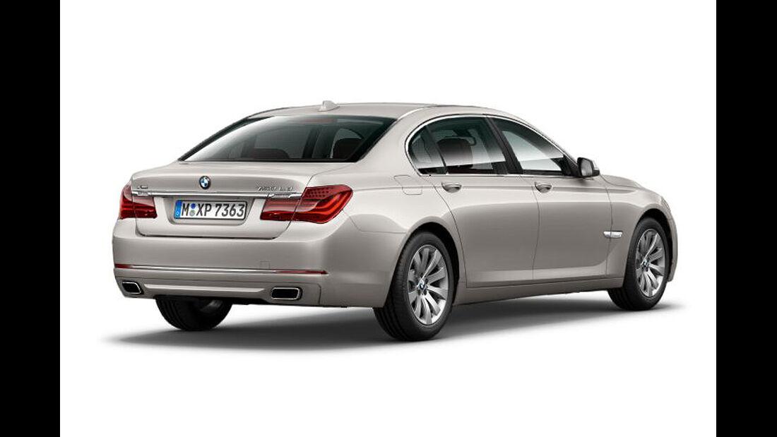 BMW 750 Ld x-Drive
