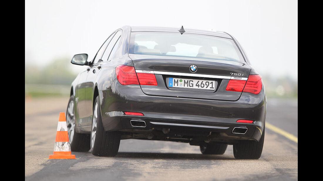 BMW 750 i x-Drive
