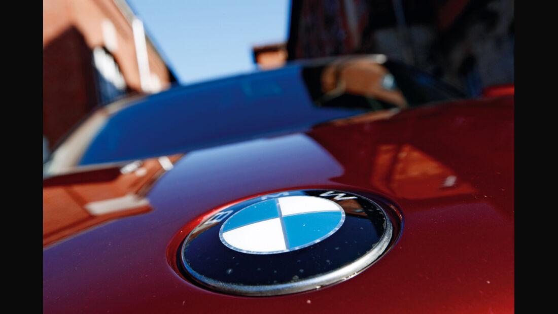 BMW 750 iL, Emblem