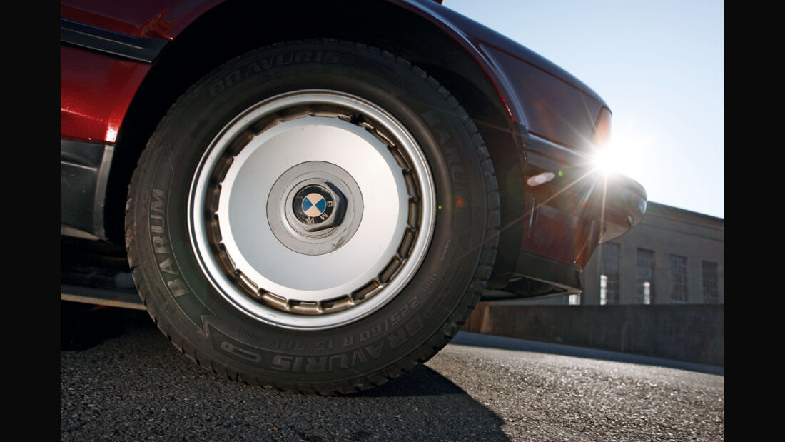 BMW 750 iL, Felge