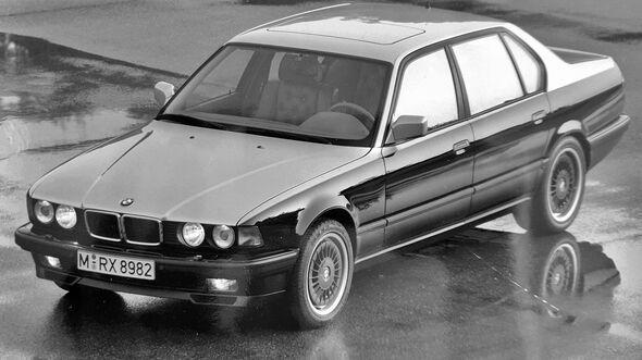 BMW 750 iL Karl Lagerfeld