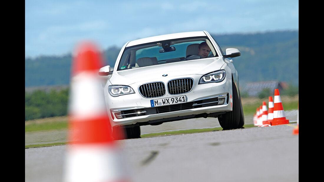 BMW 750d x-Drive