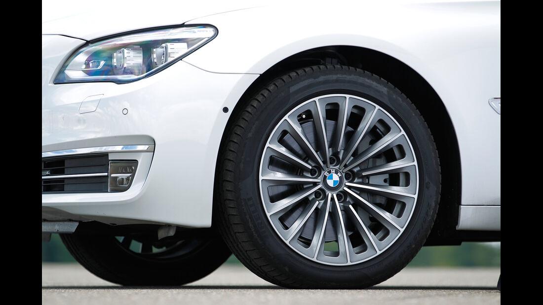 BMW 750d x-Drive, Rad, Felge