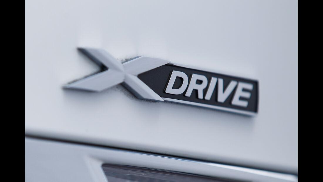 BMW 750d x-Drive, Typenbezeichnung