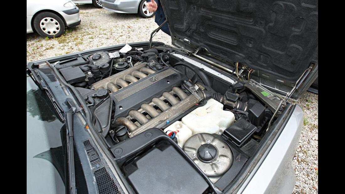 BMW 750i, E 32