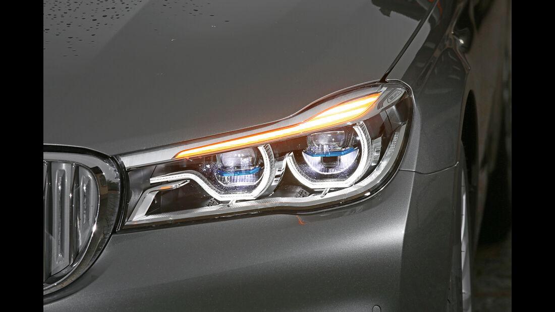 BMW 750i xDrive, Frontscheinwerfer