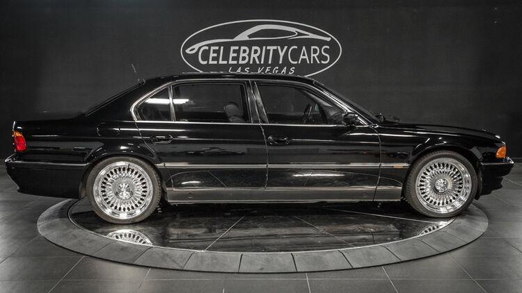 Bmw 7er Von Tupac Shakur Für 1 75 Millionen Dollar Auto Motor Und Sport