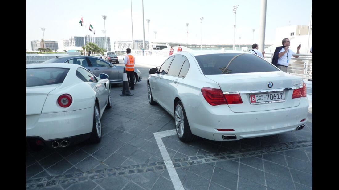 BMW 7er Abu Dhabi