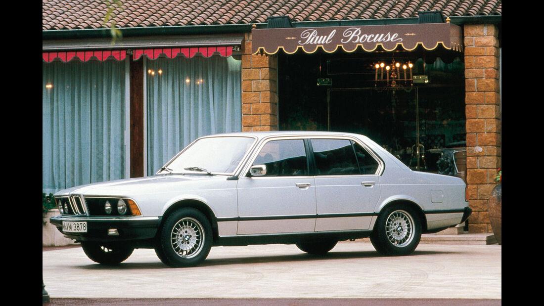 BMW 7er Baujahr 1977