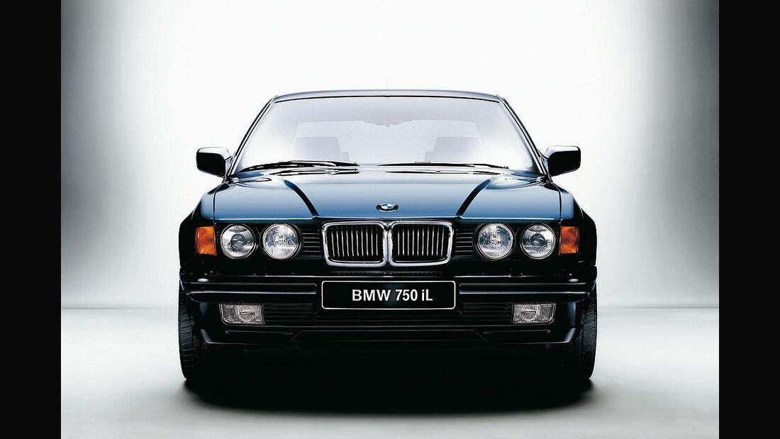 BMW 7er Baujahr 1987