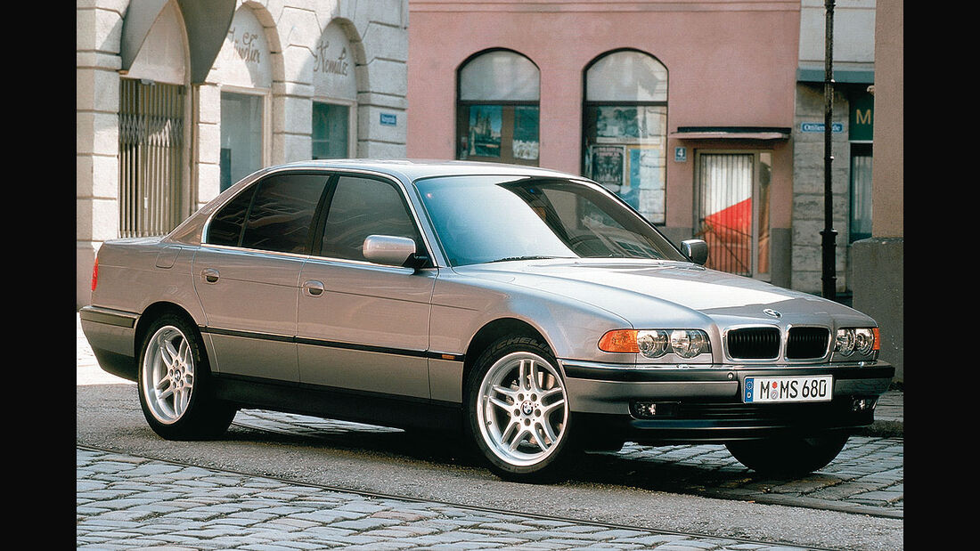 BMW 7er Baujahr 1999