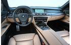 BMW 7er, Cockpit, Innenraum