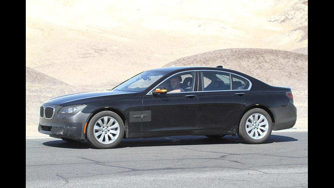 BMW 7er Erlkönig