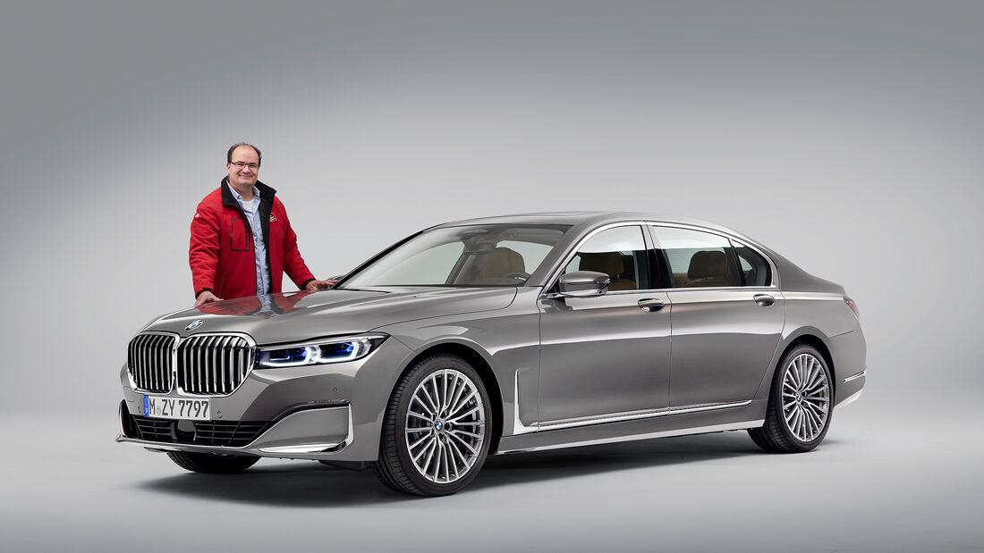 BMW 7er, Facelift 2019