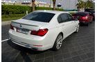 BMW 7er - GP Abu Dhabi - Carspotting 2015
