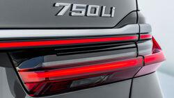 BMW 7er, Heckleuchte