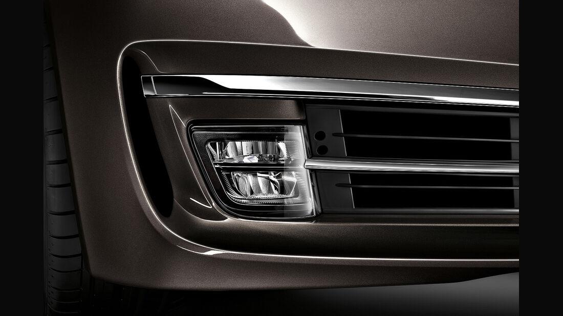 BMW 7er, Nebelscheinwerfer