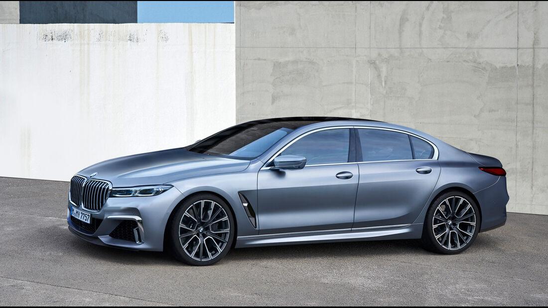 BMW 7er i7 Schulte