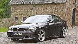 BMW 7er von AC Schnitzer