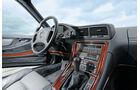 BMW 850 CSi, Cockpit