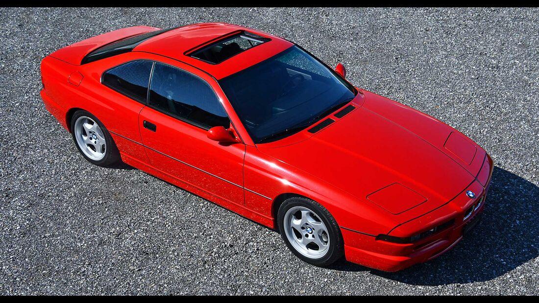 BMW 850i (1992)
