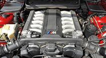 BMW 850i - 850 CSi, Motor