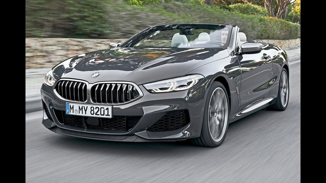 BMW 8er Cabrio, Best Cars 2020, Kategorie H Cabrios