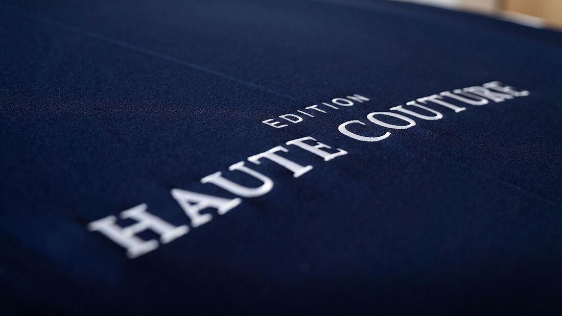 BMW 8er Cabrio The 8 Edition Haute Couture