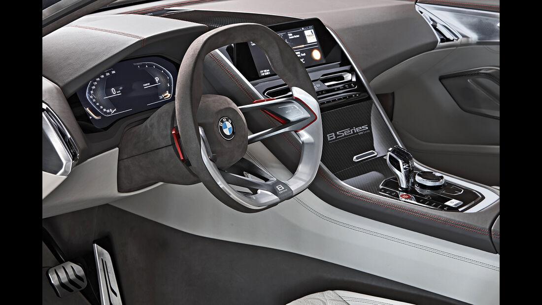 BMW 8er Cockpit, AMS1717