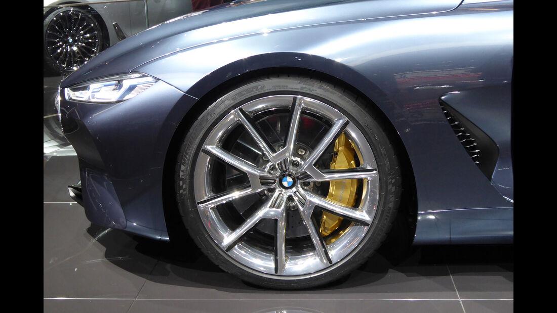 BMW 8er Concept - Felgen - IAA 2017