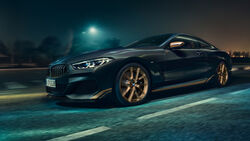 BMW 8er Edition Golden Thunder