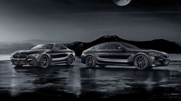 BMW 8er Frozen Black Edition Japan