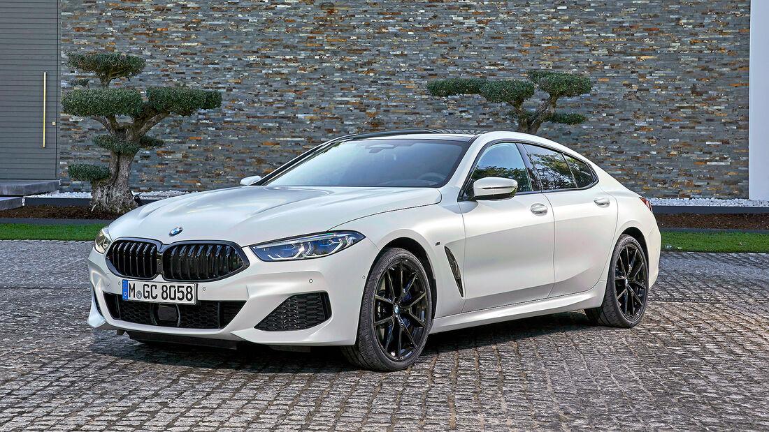 BMW 8er Gran Coupé, Autonis 2020