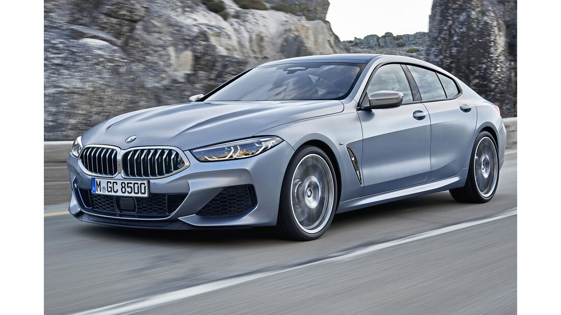 BMW 8er Gran Coupé, Best Cars 2020, Kategorie F Luxusklasse