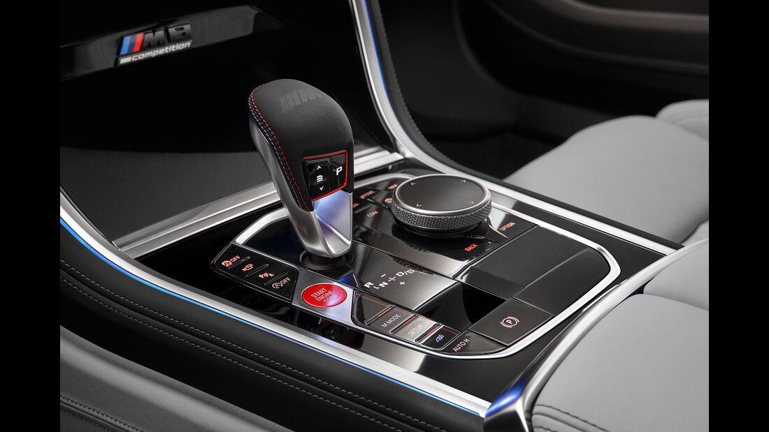 BMW 8er Gran Coupé, Interieur