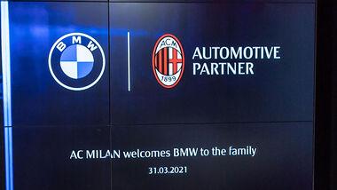 BMW AC Mailand Automobilpartnerschaft