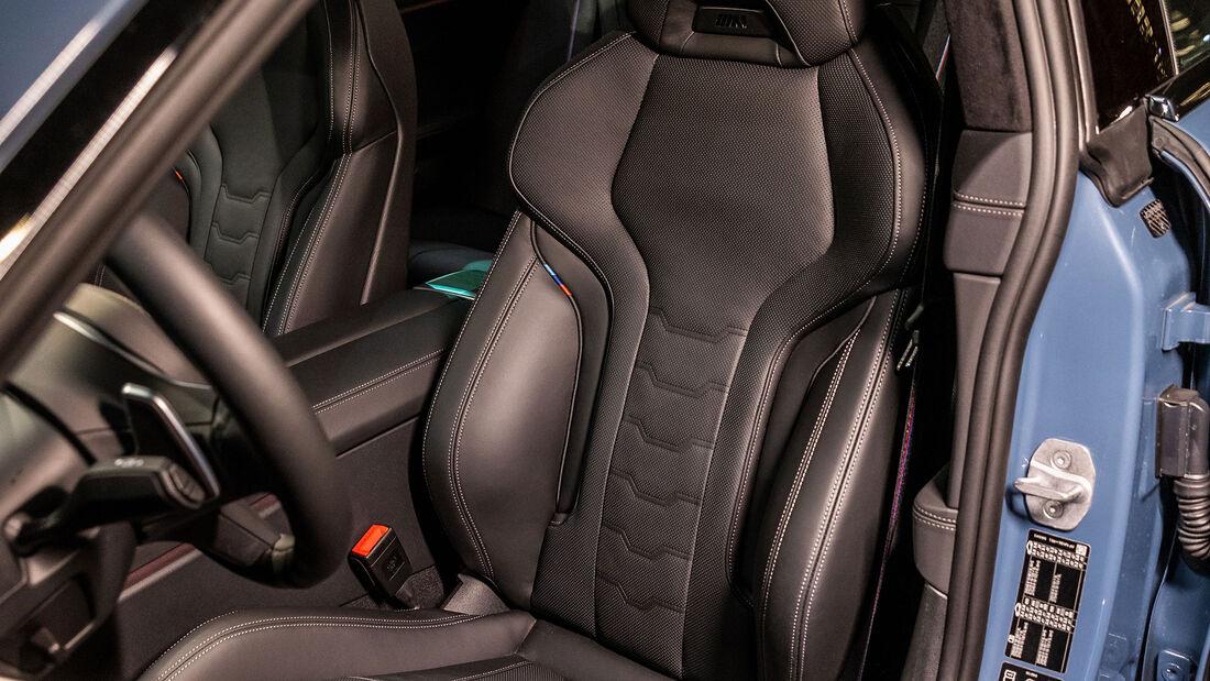BMW Achter Gran Coupé